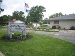 Miller-Reesman Funeral Home Logo